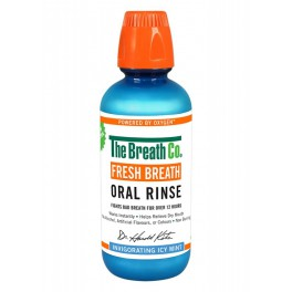 The Breath Co. Oral Rinse Regular Icy mint 500ml