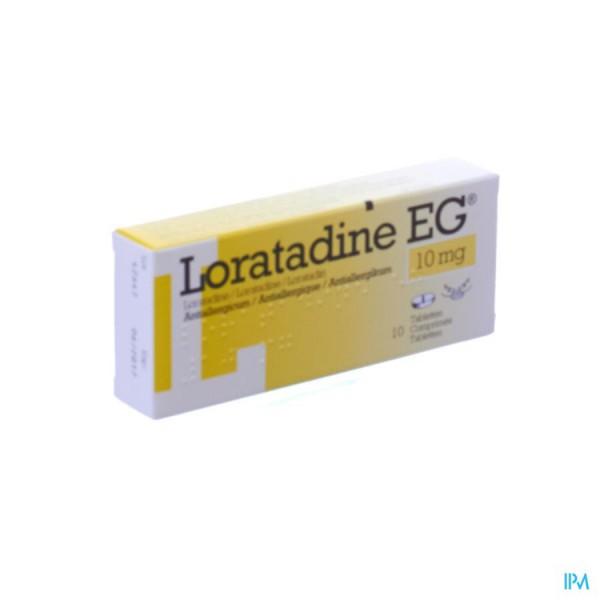 Harrow Loratadine 10 Mg Tabl 10 X 10 Mg