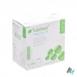 Tubifast Groen 5,00 Cmx10 M 1 2436