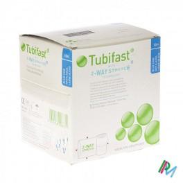 Tubifast Bleu 7,50 Cmx10 M 1 2438