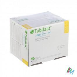 Tubifast Jaune 10,75 Cmx10 M 1 2440